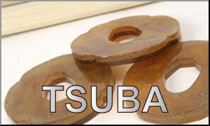 Tsuba Bokuto